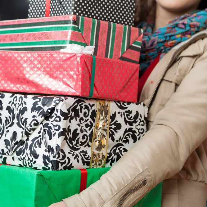 Holiday Shopping - How to Make It Through the Gift Giving Season
