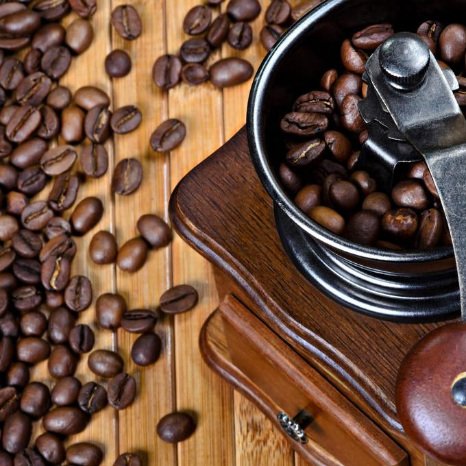 Grinding Your Own Coffee Beans