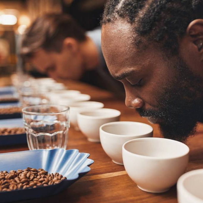 Intro to Coffee Tasting Part One