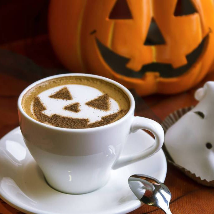 Spooky Flavored Coffees Just For Halloween