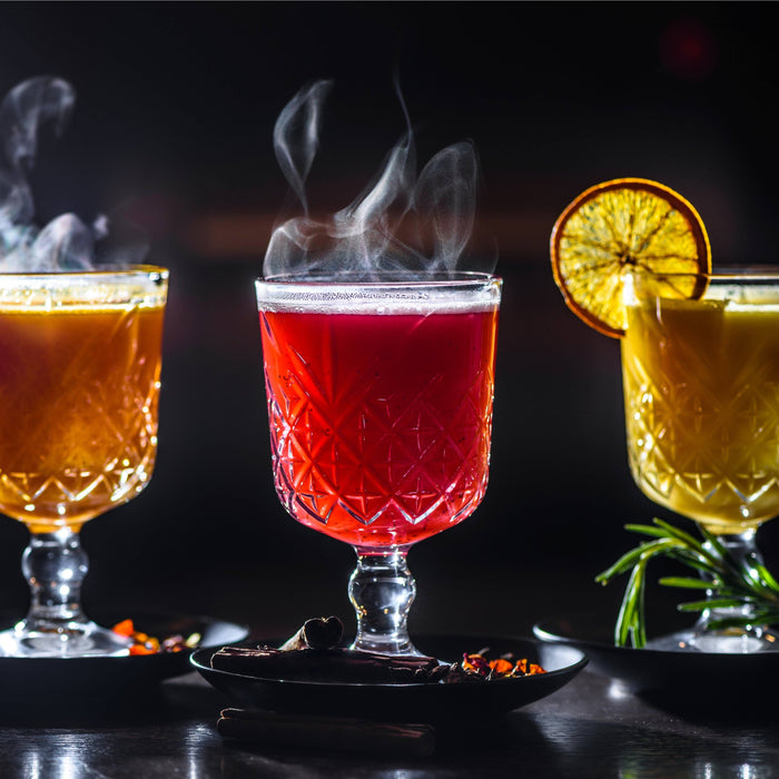 Keep the Cold at Bay With These Warm Winter Tea Drinks
