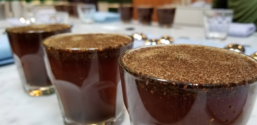 coffee tasting Myanmar