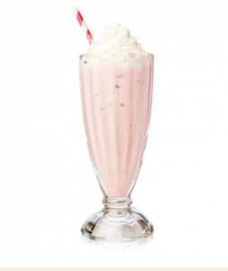 Strawberry Shortcake Frappe