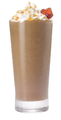 maple spice frappe