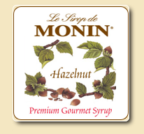 Monin Cinnamon Syrup 750ml / 25.4 fl oz.