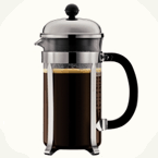 BODUM CHAMBORD STYLE FRENCH PRESS 34OZ (8-CUP)