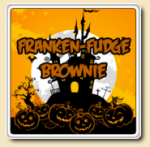 Franken-Fudge Brownie