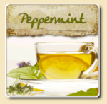 Peppermint Flavored tea