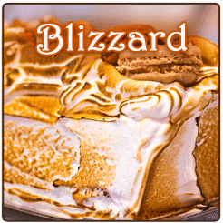 Blizzard Flavored Coffee
