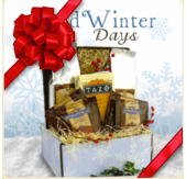 Cold Winter Days Holiday Coffee Gift Set