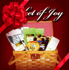 Basket of Joy Coffee Gift Basket