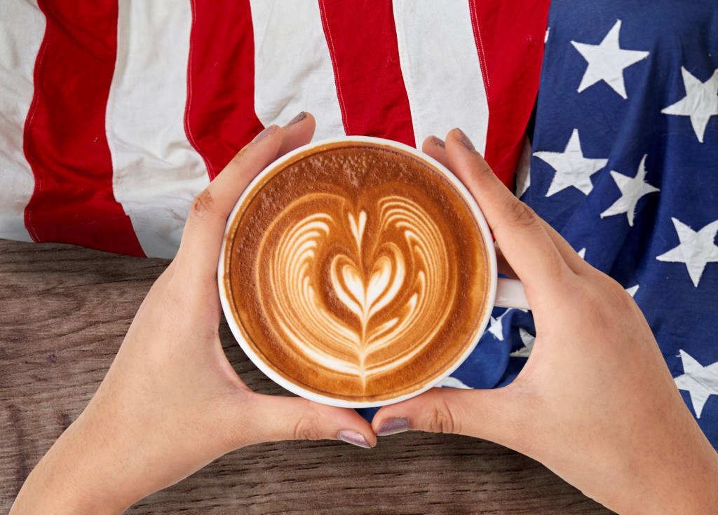 Coffee from the USA