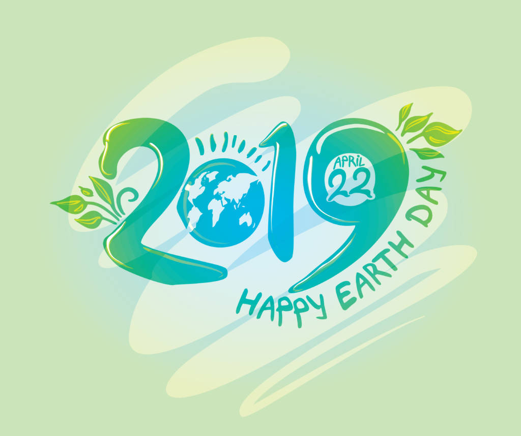 earth day, april 22, 2019
