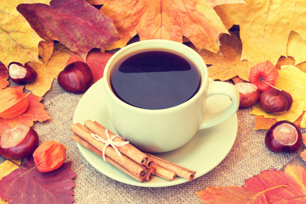 autumn coffee