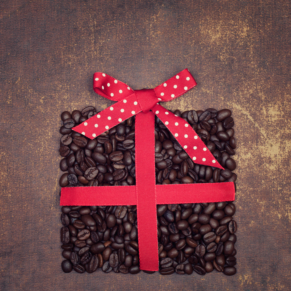 coffee christmas present