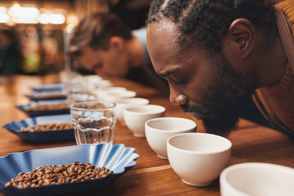 Intro to Coffee Tasting Part 1