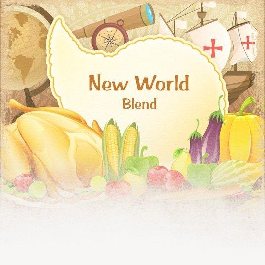 New World Blend (Thanksgiving Theme)