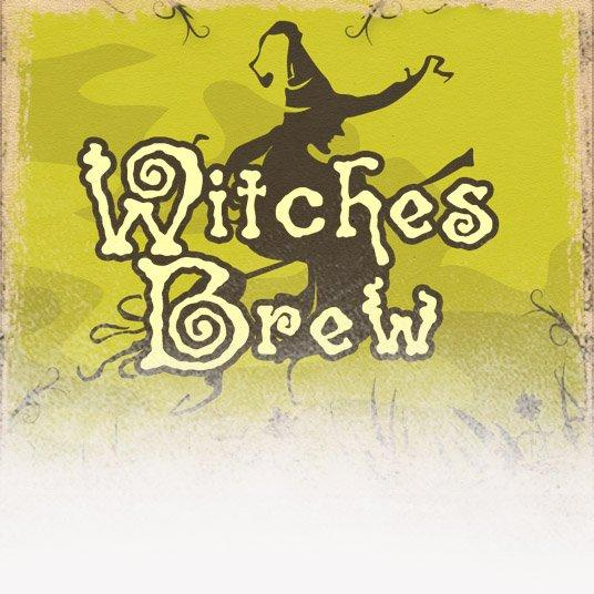 Witches Brew Flavored Coffee (Halloween Theme)