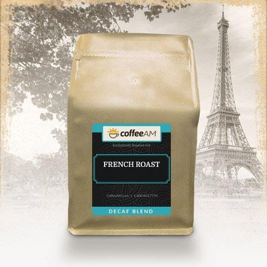 Decaf French Roast Coffee