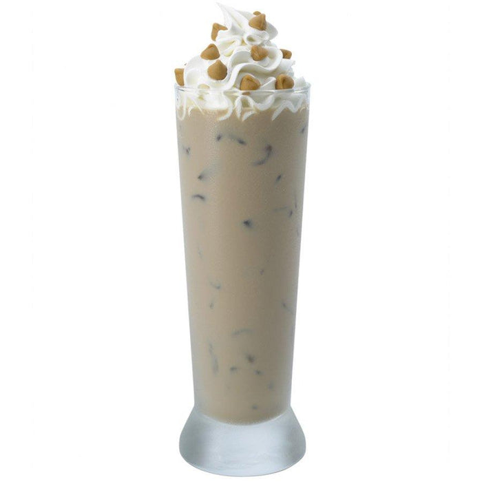 Butterscotch Iced Latte