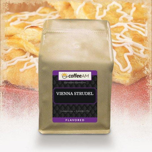 Vienna Strudel Flavored Coffee