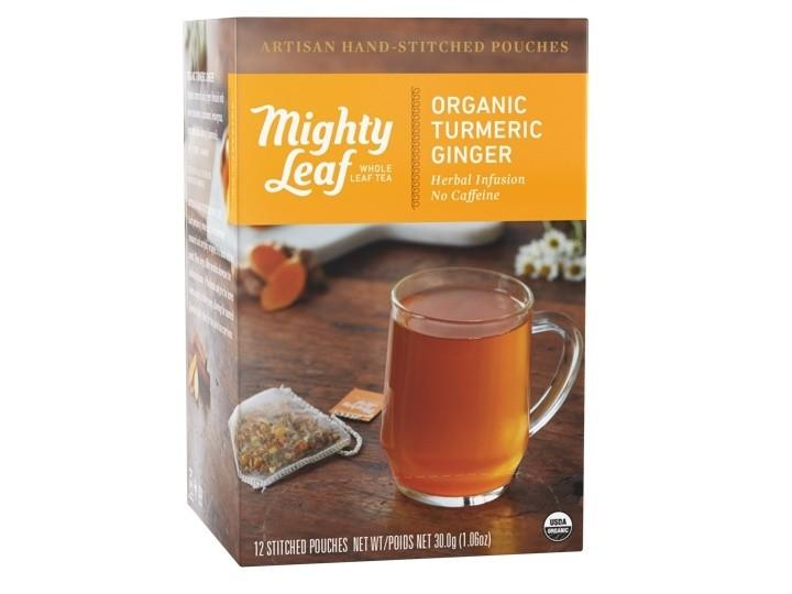 Mighty Leaf Organic Turmeric Ginger
