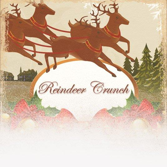 Reindeer Crunch (12 Coffees of Christmas Theme)