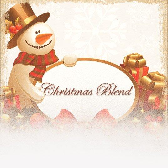 Christmas Blend Coffee (12 Coffees of Christmas Theme)