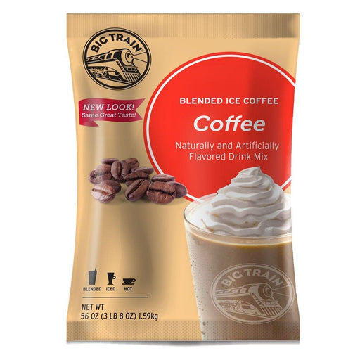 Big Train Blended Iced Coffee (3lb Bag)