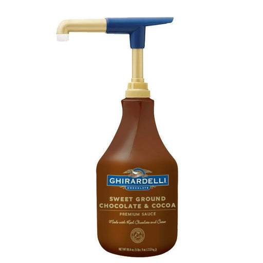 Ghirardelli Sweet Ground Chocolate & Cocoa Sauce