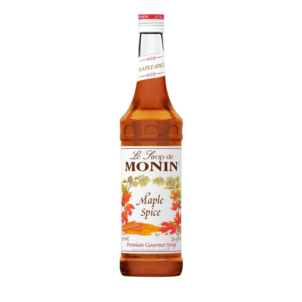 Monin Maple Spice Syrup 750ml