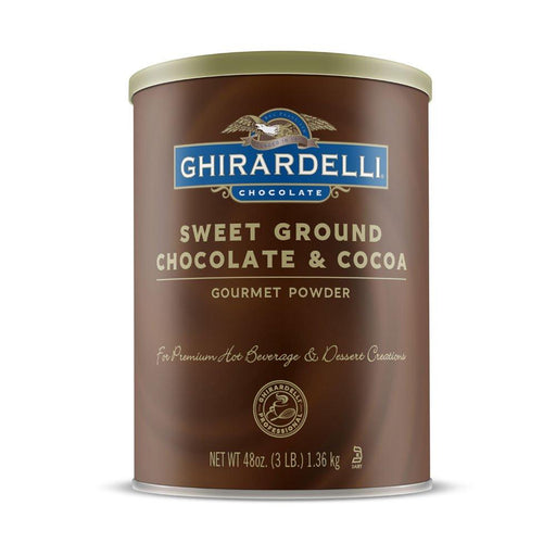 Ghirardelli Sweet Ground Chocolate & Cocoa 48oz