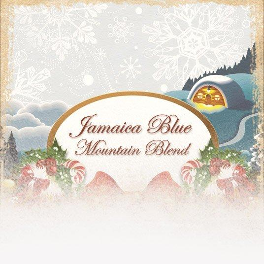 Jamaica Blue Mountain Blend (12 Coffees of Christmas Theme)
