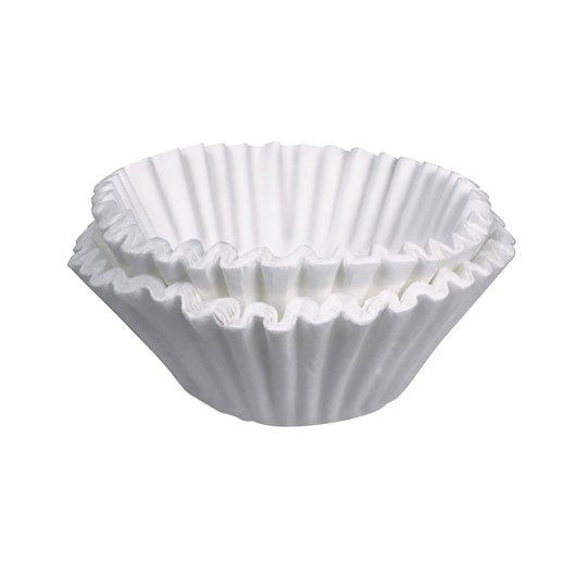 12-Cup Paper Coffee Filters for Commercial Brewers
