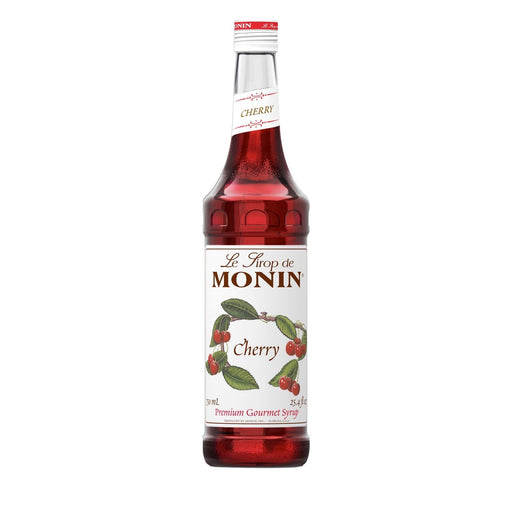 Monin Cherry Coffee Syrup, 750 ml