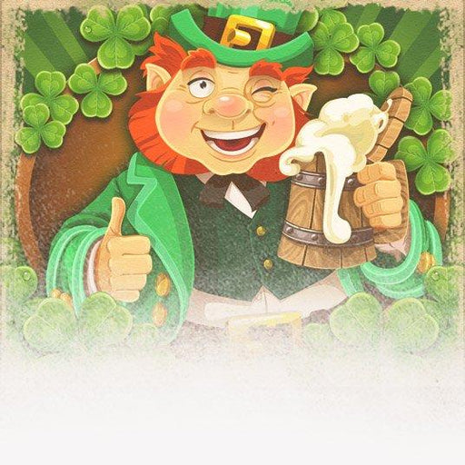 Leprechaun Irish Cream Flavored Coffee (St. Patrick's Day Theme)