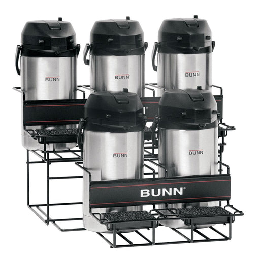BUNN RACK ASSY, UNIV-5 APR-2L/3U