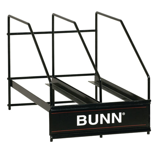 BUNN HOPPER RACK, MHG 2 POSITION