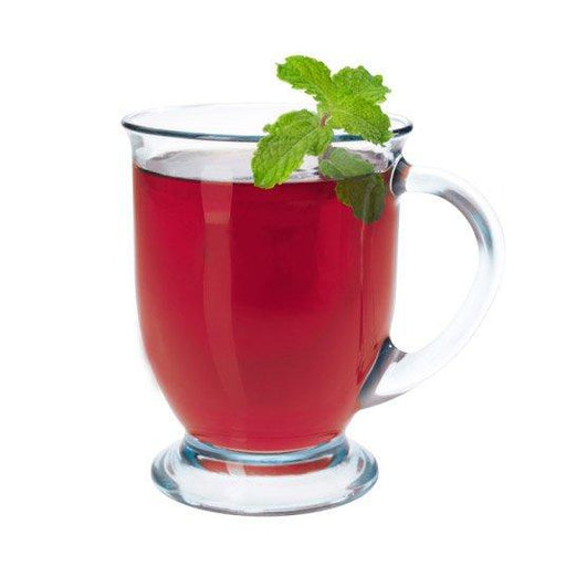 Raspberry Mint Tea
