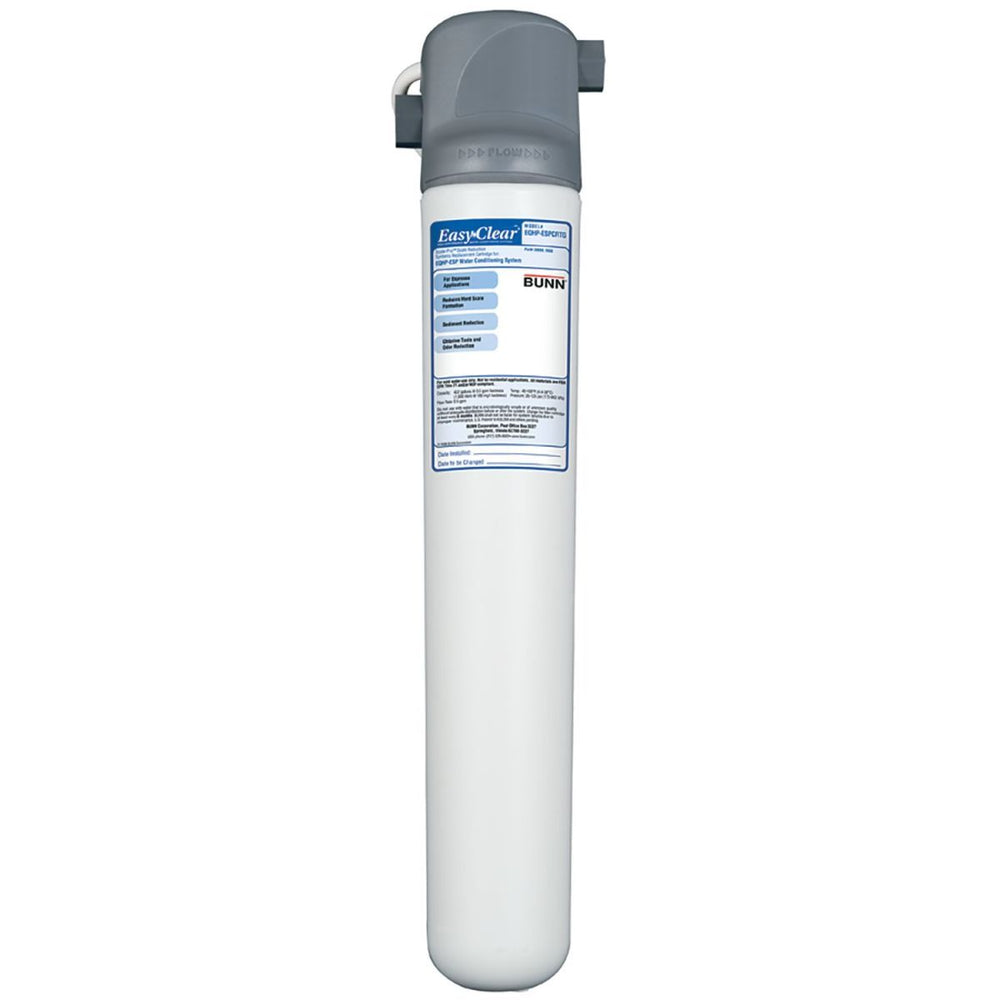 BUNN WATER FILTER, EQHP-ESP