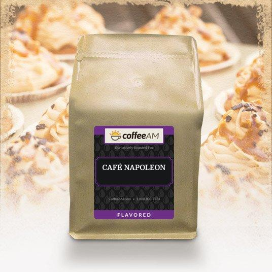 Café Napoleon Flavored Coffee