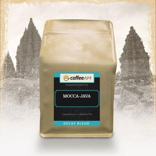 Decaf Mocca Java Blend Coffee