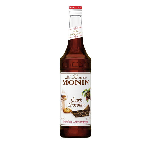 Monin Dark Chocolate Coffee Syrup, 750 ml