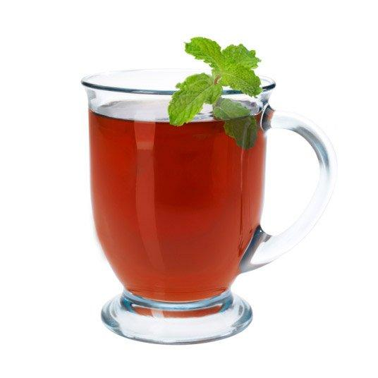 Strawberry Mint Tea
