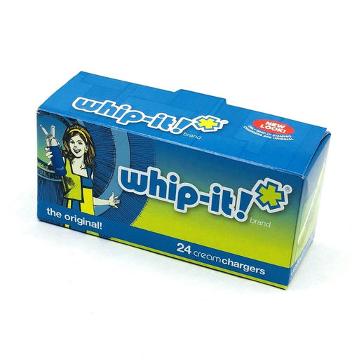 Whip-It! Brand Cream Chargers 24 PACK