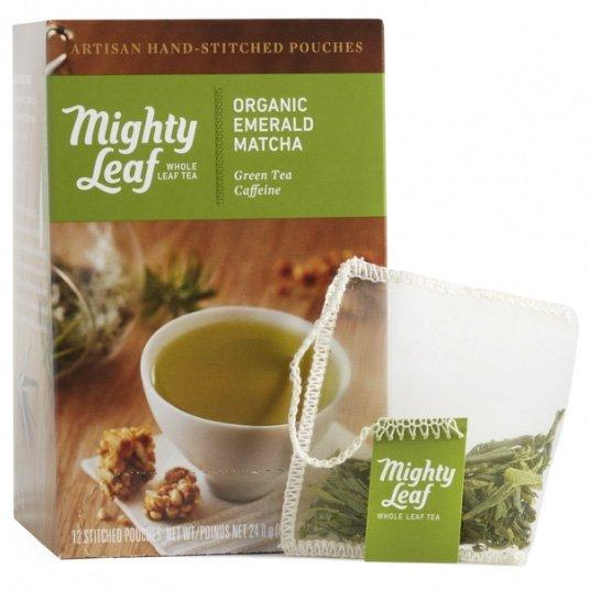 Mighty Leaf Organic Emerald Matcha
