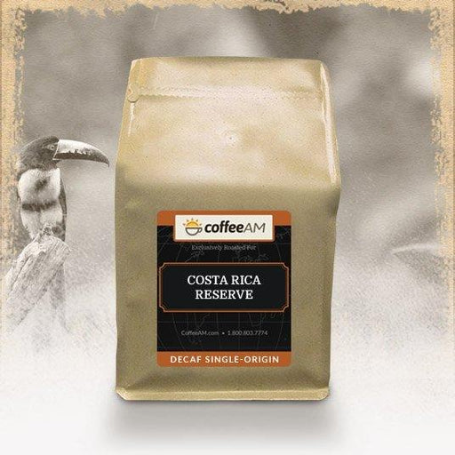 Decaf Costa Rica Reserve Coffee