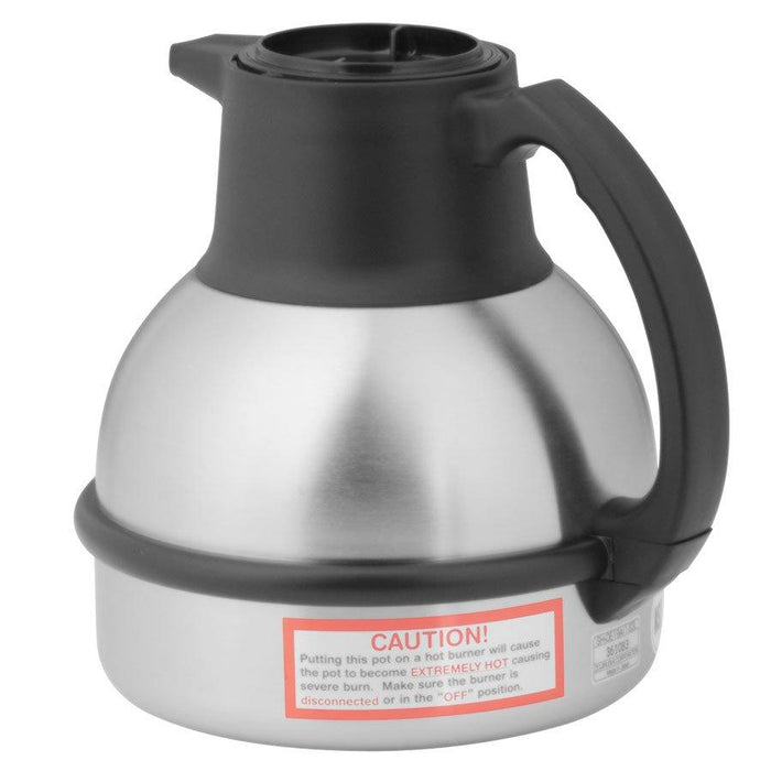 BUNN 1.9L Deluxe Thermal Carafe, BLACK