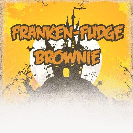 Franken-Fudge Brownie Flavored Coffee (Halloween Theme)