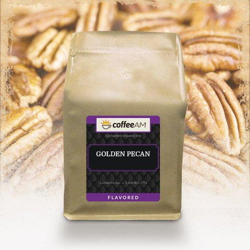 Golden Pecan Flavored Coffee